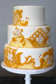mustard cake 1
