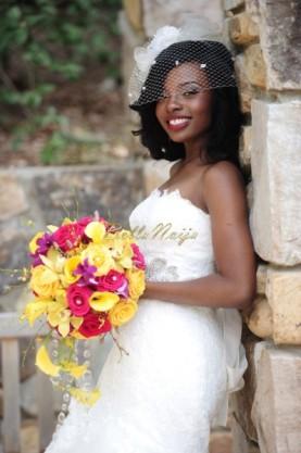 Vanessa, Bella Naija Bride.