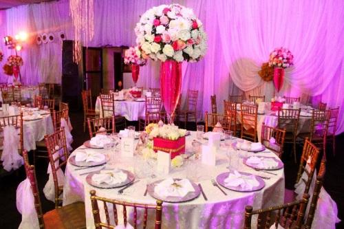 Yemisi & Yomi Wedding DECOR 5