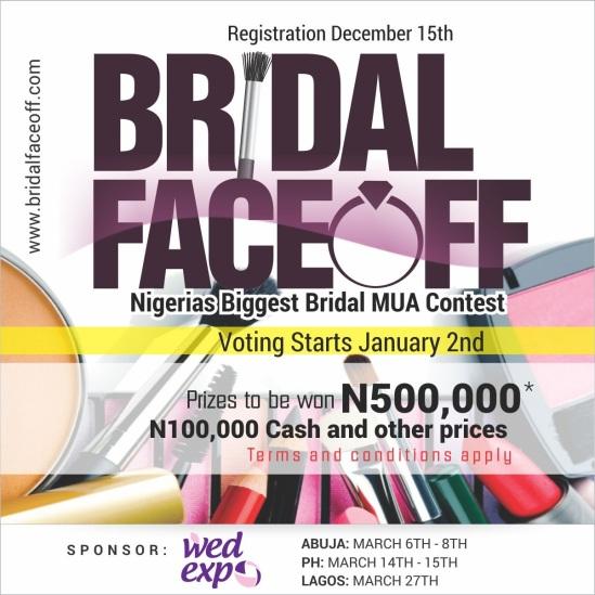 Bridal FaceOff