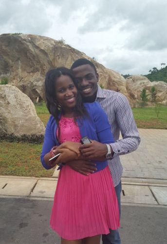 Ogechi Ubiagba & Emmanuel Ogozi