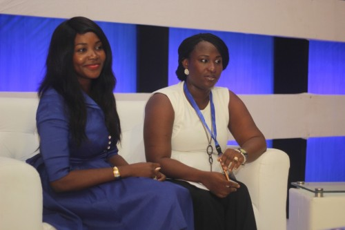 Kehinde Iyiola (Finesse Events) & Toyin Odunlami (Torge Events)