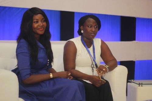 Kehinde Iyiola (Finesse Events) & Toyin Odunlami (Torge Events)