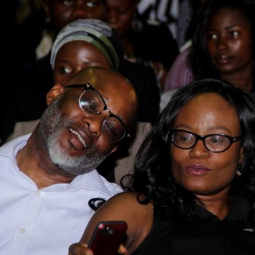 Lanre Olusola & Funke Bucknor-Obruthe